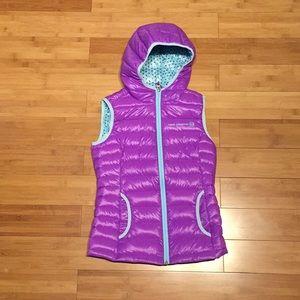 Purple Free Country Girls Vest